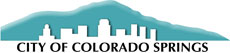 Colorado Springs, Colorado - Logo